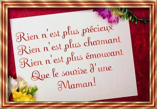 Pour toi Maman chérie dans Messages twalsg9w